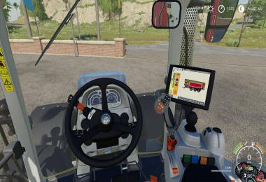 New Holland T7 Extended Hud v1.1.0