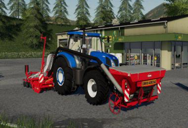 New Holland T7 SWB TIER4A v2.0