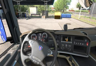 Scania 2009 interior v1.0