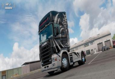Scania King Edition v1.0