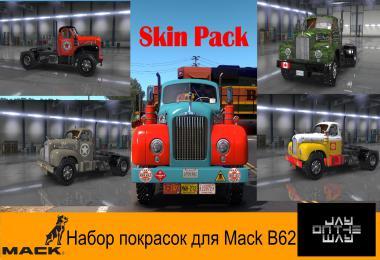 Skin Pack 4 Mack B62 v1.0.0.0