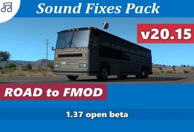 Sound Fixes Pack v20.15 1.37