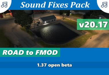 Sound Fixes Pack v20.17 1.37
