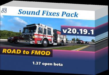 Sound Fixes Pack v20.19.1 1.37