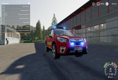Subaru Forester KDOW v1.0