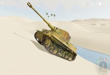 Tiger 1 wip v2.0