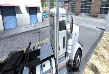 Tinted windows for all scs trucks 1.37 and mp