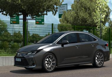 Toyota Corolla 2020 1.36