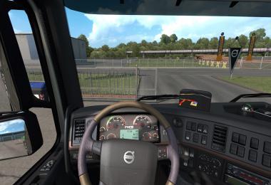 Volvo FH 2009 interior v1.3 1.36.x