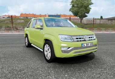 VW Amarok Double Cab v2.0 1.36.x