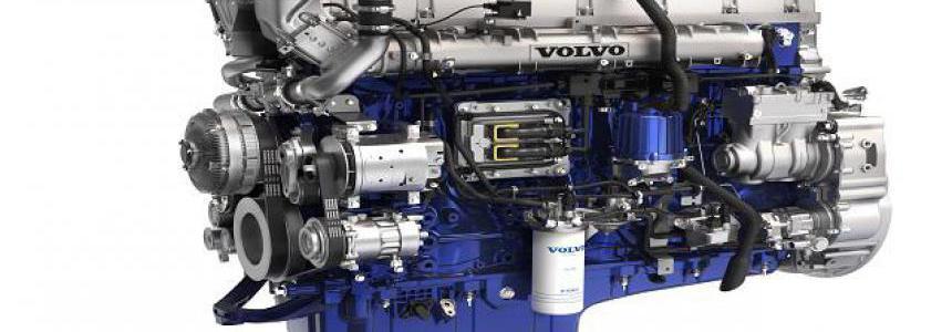 Volvo D11, 13 & 16 Engine Pack v1.0