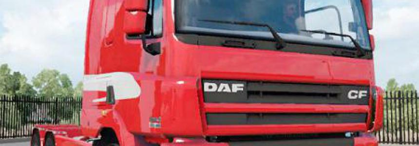 Daf Cf85.480 6x4 Space Cab 2006 v1.0