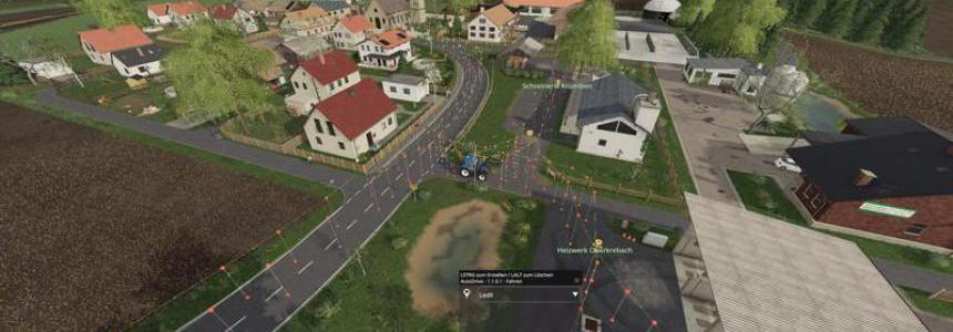 Autodrive Course for Ellerbach v0.7 Beta