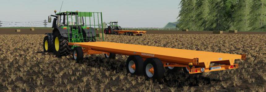 Bale Trailer Dangreville v1.0.0.0