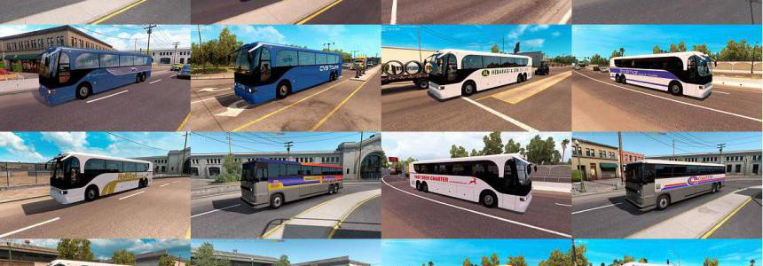 Bus Traffic Pack by Jazzycat v1.4.1