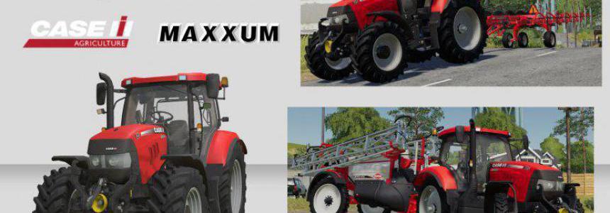 Case Maxxum 110-140 Multicontroller v1.0.0.0