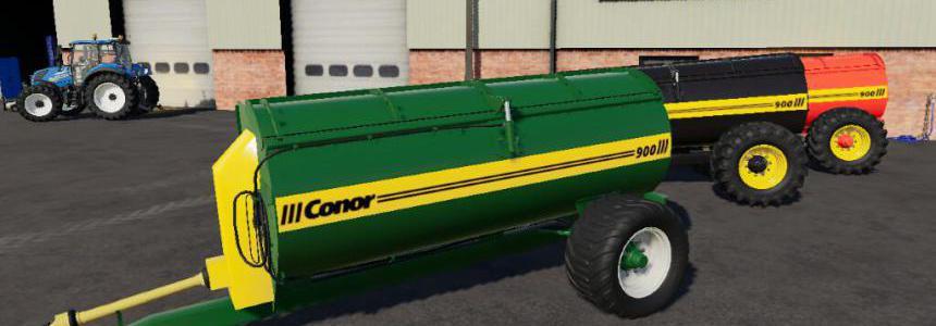 Conor SS900 v1.0.0.0