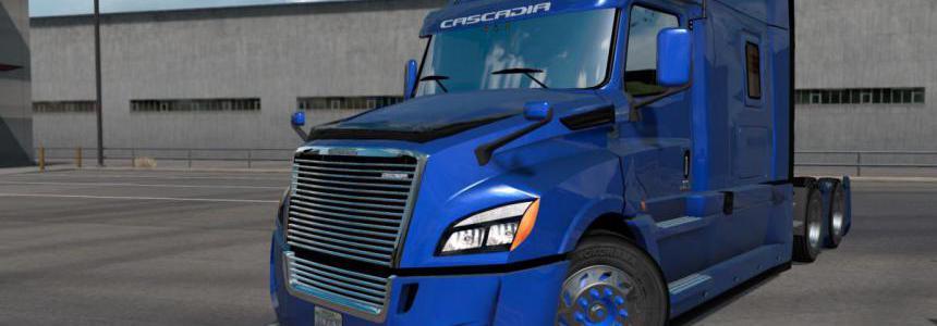 Freightliner Cascadia 2018 v1.15 1.37