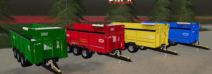 FS19 Grimme Pack By BOB51160 v1.1