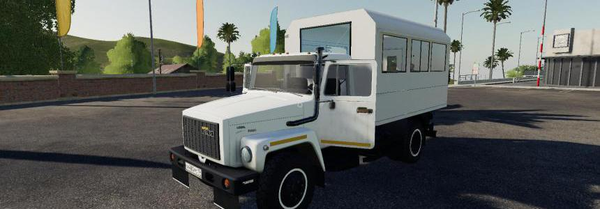 GAZ 35071 shift v1.0.0.0