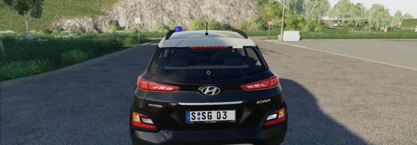 Hyundai Kona 2019 Kripo v1.0.0.0