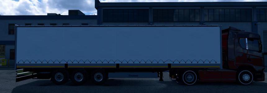 Krone Curtain Trailer 1.36