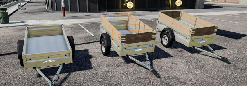 Lizard Car Trailer v1.0.2.0