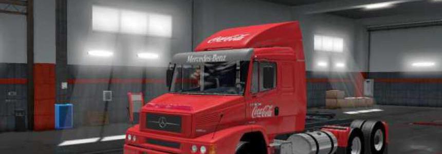 Mercedes benz 1634 rc team v2.0