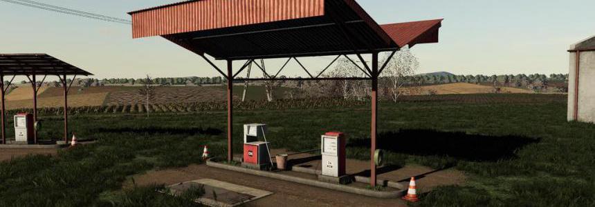 Old Fuel Stations Pack v1.0.0.0