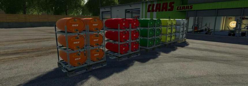 Pallets With Barrels v2.0.0.0
