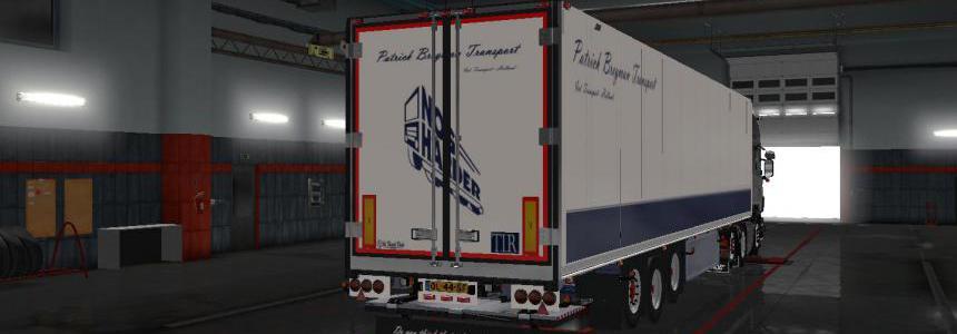 Patrick bregman trailers/pdt 1.36.x