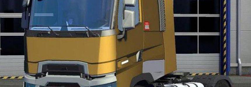 Renault Ranger T DTI13 Chiptuned 1.36.x