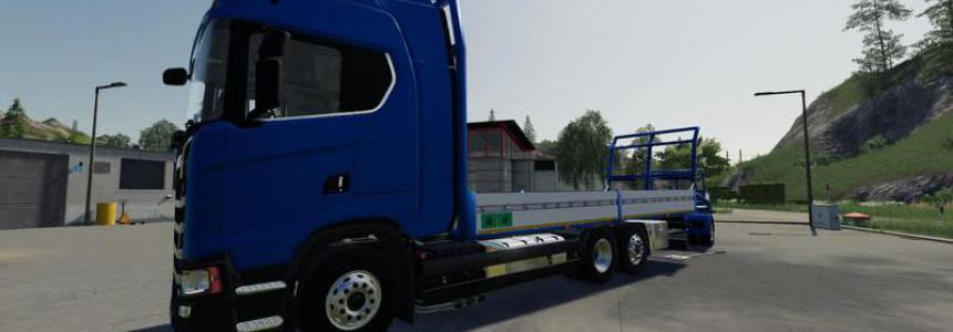 Scania S580 6x2 v1.3.0.3