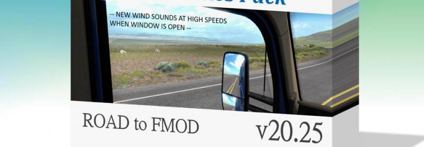 Sound Fixes Pack v20.25 ATS 1.37