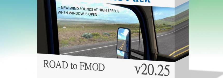 Sound Fixes Pack v20.25 ATS 1.37