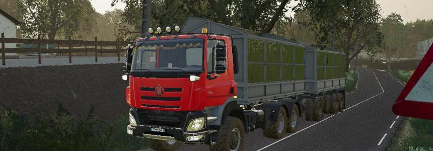 Tatra phoenix E6 v1.0.0.0