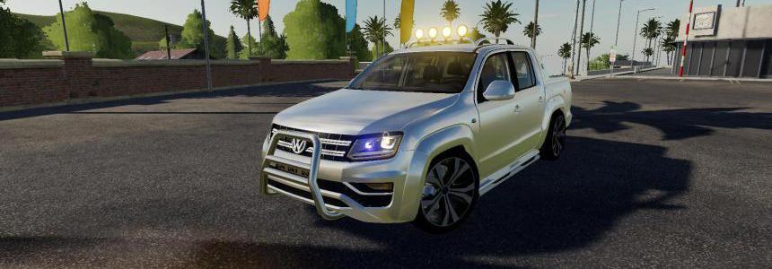 Volkswagen Amarok v2.0