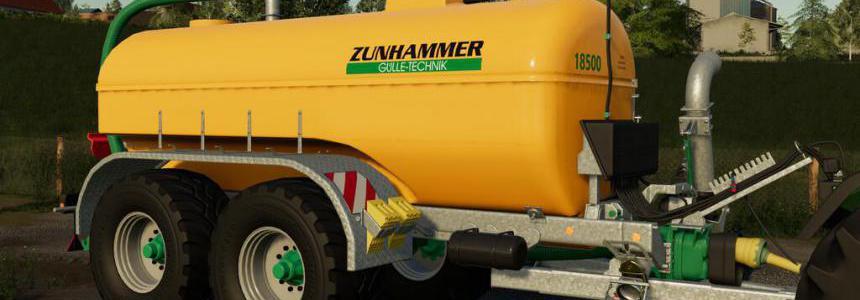 Zunhammer SK 18500PU v1.0.0.0