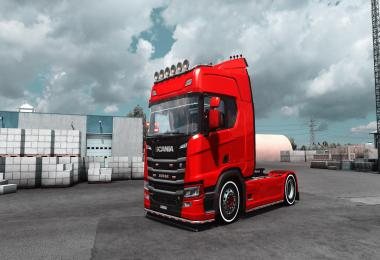 Scania Next Gen Turkish Edit v2.0