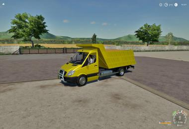 Mercedes Sprinter Kipper FS19 v1.0