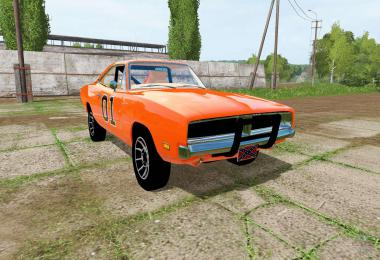 General Lee 1969 Dodge Charger v1.0