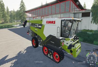 Claas Lexion 8900 v1.0.0.0