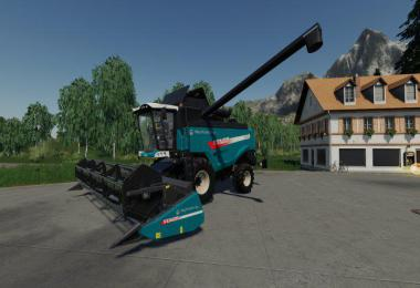 Agco Drescher Set + Patriot Sww v1.0.2.0
