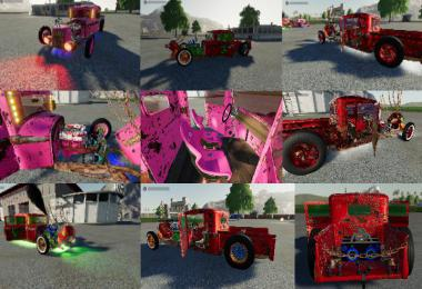 ARTISTIC RATROD By DTAPGAMING v1.0