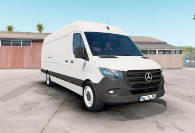 Mercedes-Benz Sprinter VS30 VAN 316 CDI 2019 1.36.x