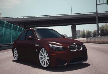 BMW M5 E60 1.36