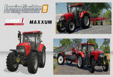 Case Maxxum 110-140 Multicontroller v1.0.0.0