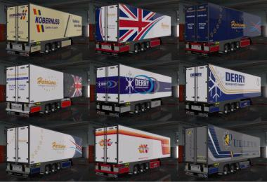 Chereau Skin Pack vol.3 1.36.x