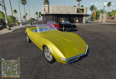Chevrolet Corvette C3 1968 v1.0.0.0