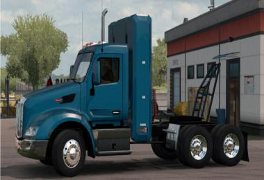 CNG unit for the Peterbilt 579 v1.0